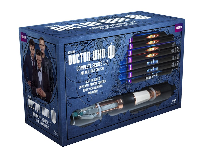 Doctor Who Box 1