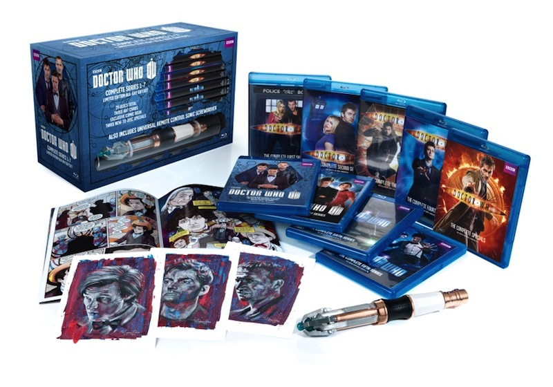 Doctor Who Box 2