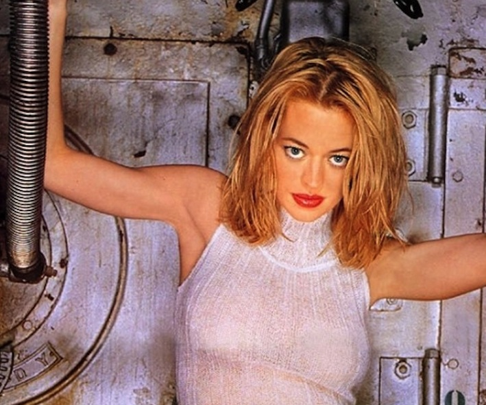 Jeri ryan super sexy nude