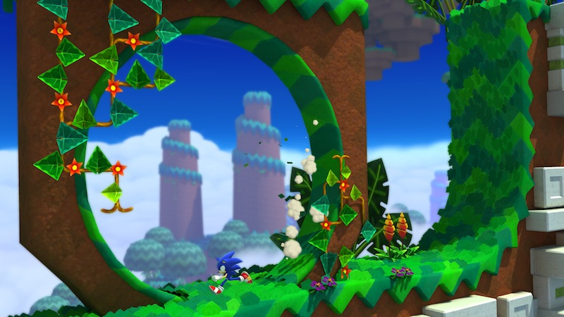 Sonic Lost World 2D shot