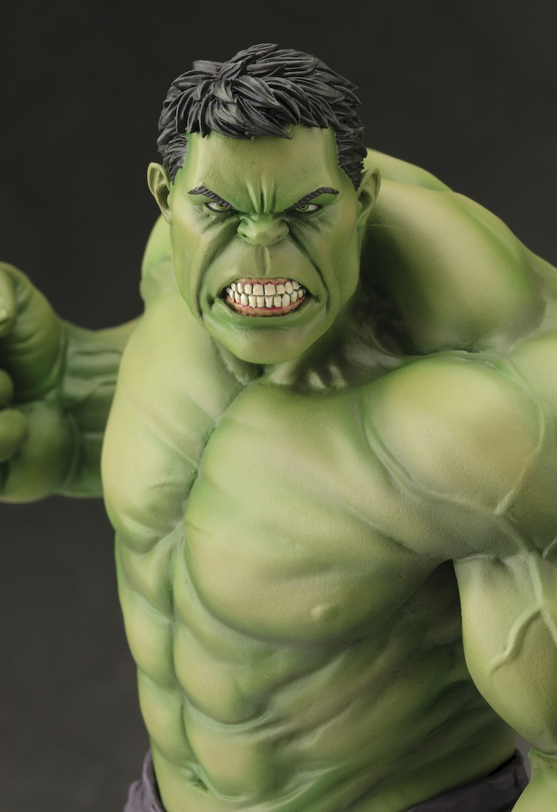 hulk one closeup