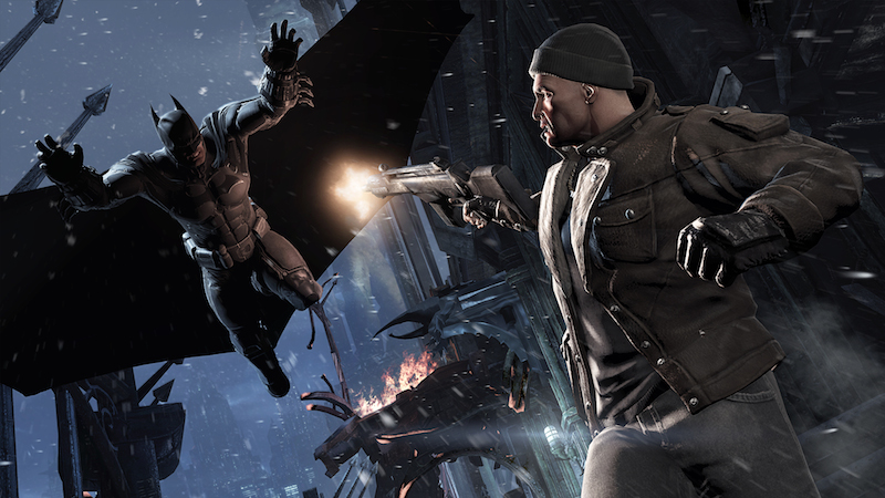 Batman Arkham Origins 03