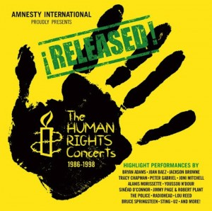 Human Rights CD cover
