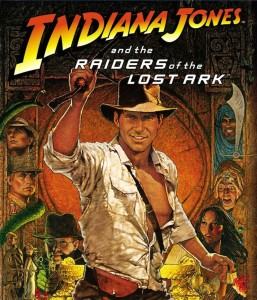 Indiana Jones And raiders cover