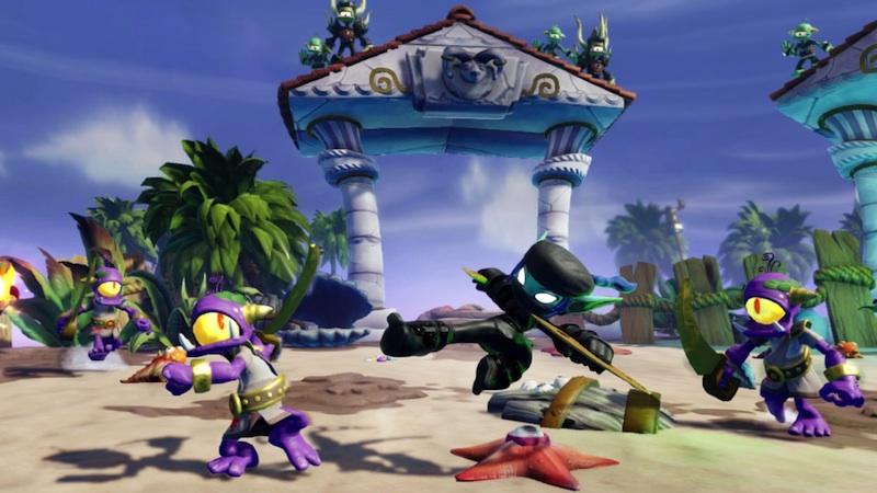 Skylanders SWAP Force Ninja Stealth Elf copy
