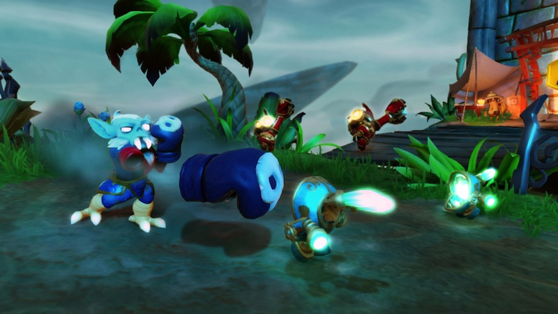 Skylanders Swap Force - Skylanders 01