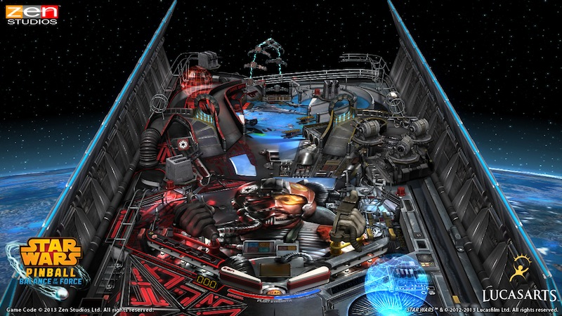 Star Wars Pinball Balance Of The Force - _Starfighter_Assault_table_3