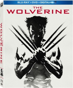 Thw Wolverine DVD cover