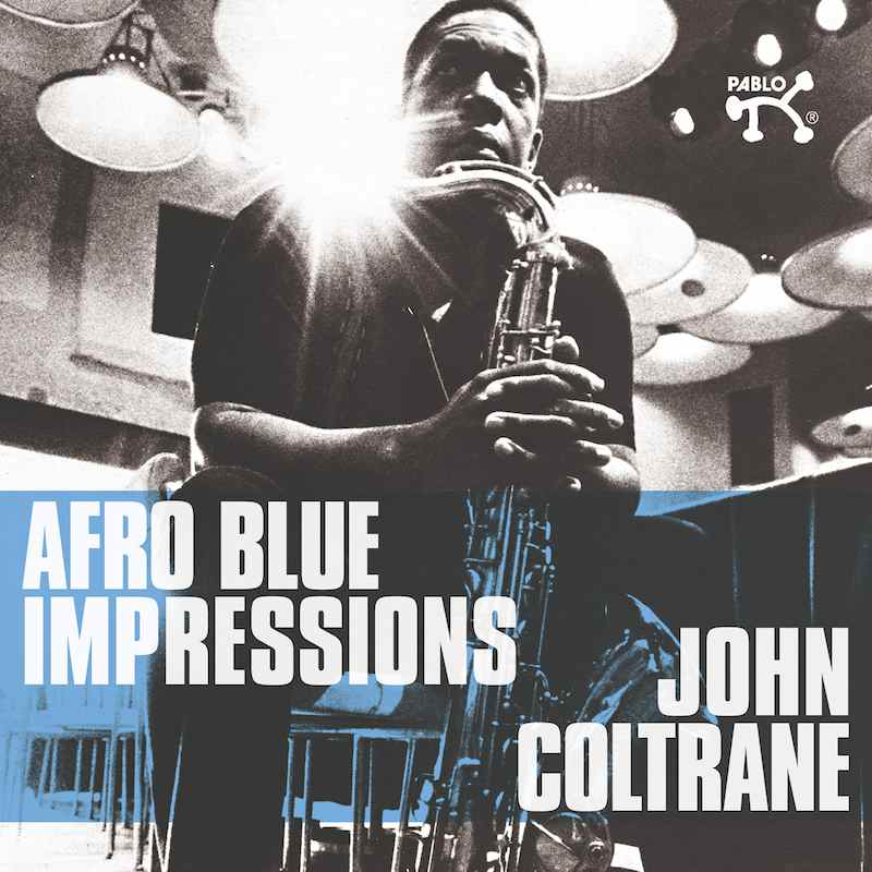 Afro Blue Impressions cover