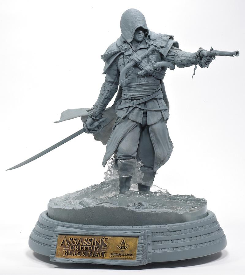 Assassins Creed IV unpainted