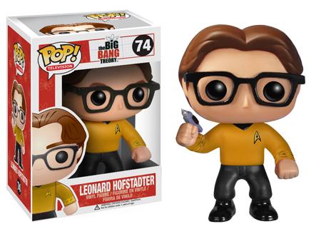 Big Bang Theory  74 Leonard