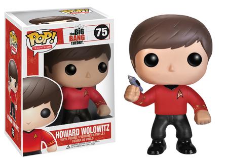 Big Bang Theory  75 Howard