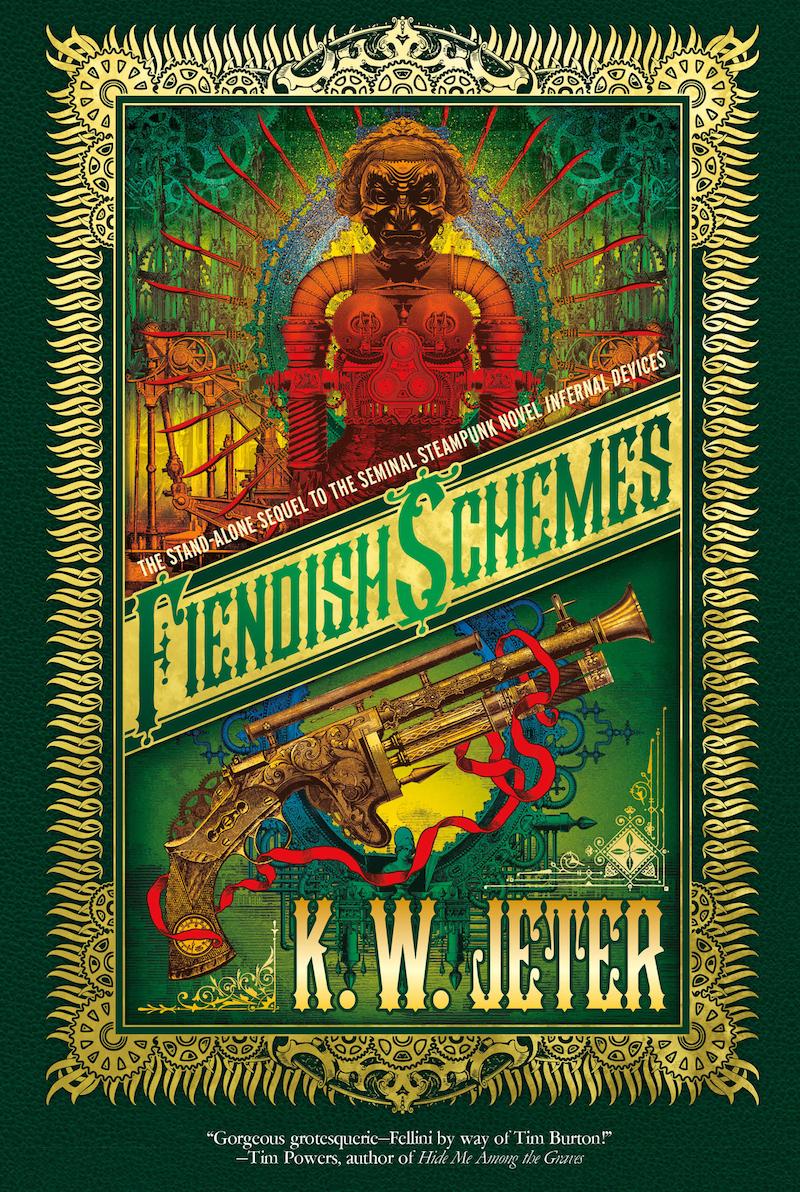 Fiendish Schemes cover