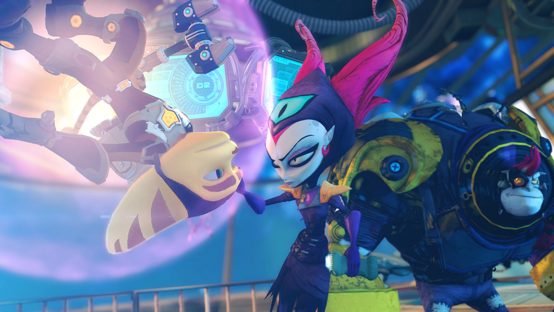 GAME REVIEW: Ratchet And Clank: Into The Nexus - paulsemel