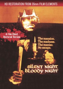 Silent Night Bloody Night cover