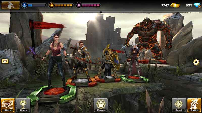 Heroes Of Dragon Age mel brooks