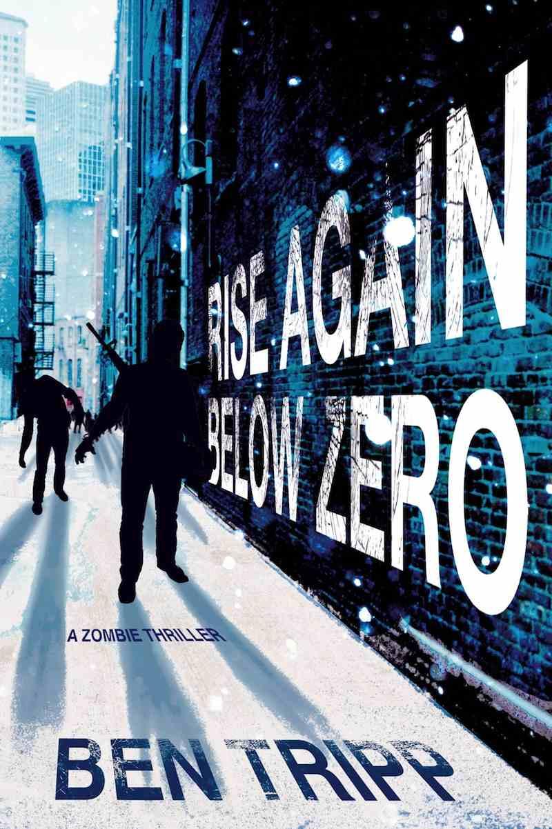 Rise Again Below Zero cover