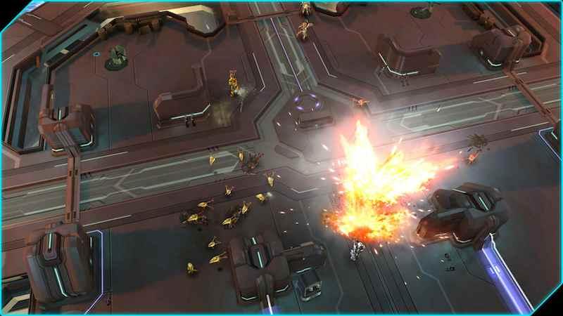 Spartan Assault 01