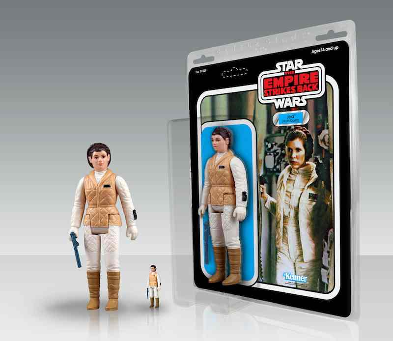 Star Wars Leia 2