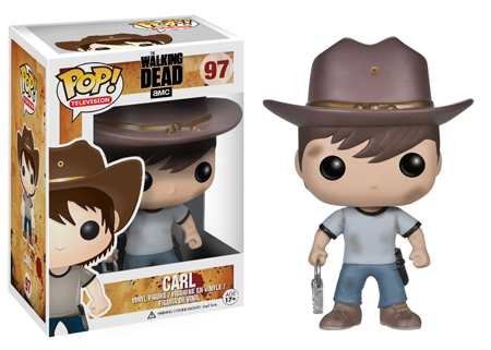 Walking Dead 97 Carl