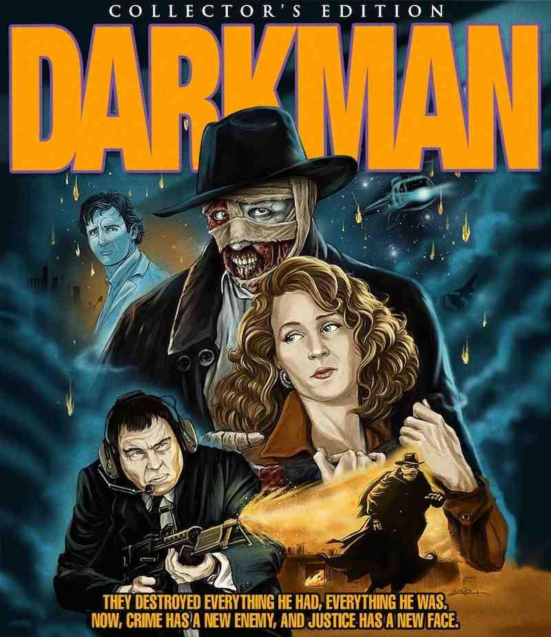 Darkman cover