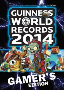 Guinness World Records 2014 Gamers Edition cover