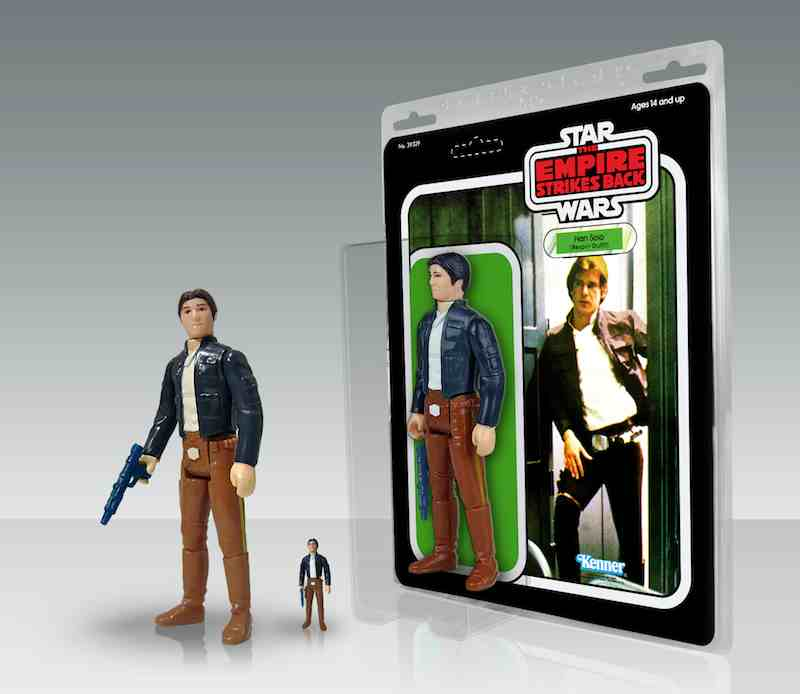 Han Solo Bespin package
