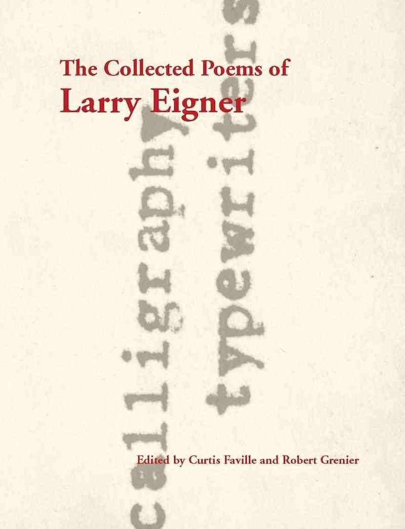 Larry Eigner
