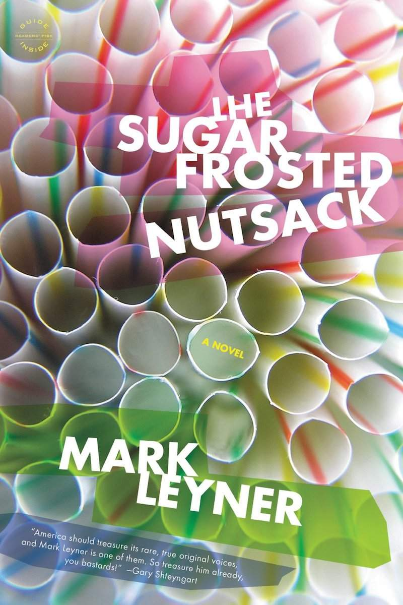 book mark leyner