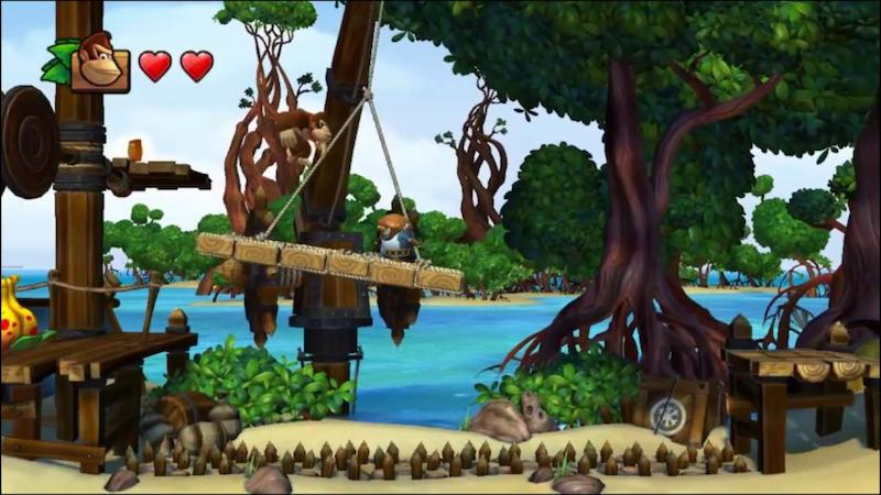 Donkey Kong Country 01