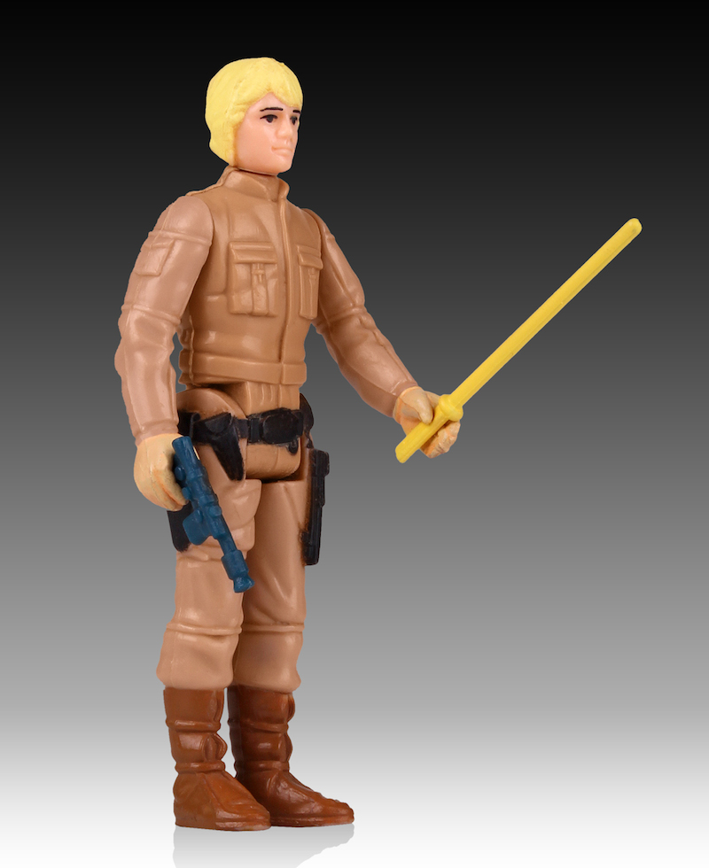 Luke Skywalker Bespin 02