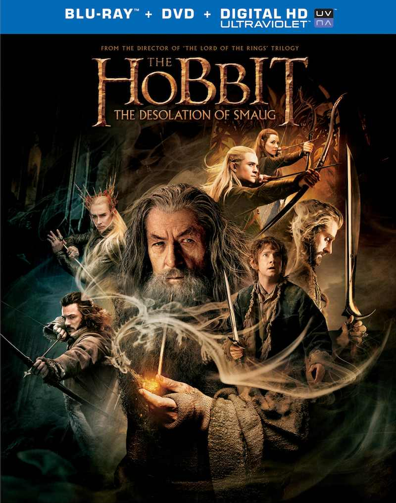 The Desolation Of Smaug DVD 01