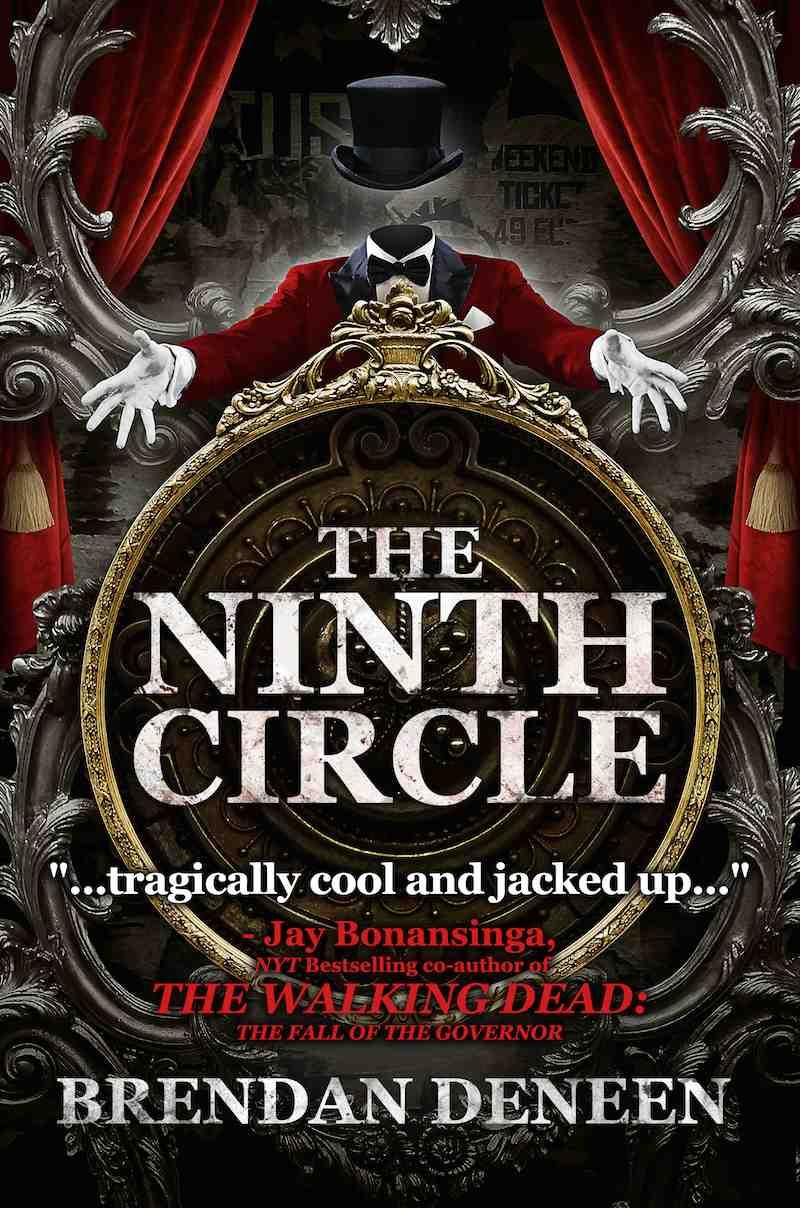 Brendan Deneen The Ninth Circle cover