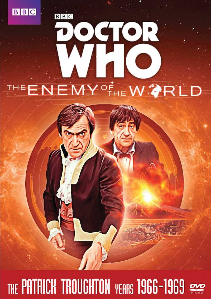 Doctor Who Enemy