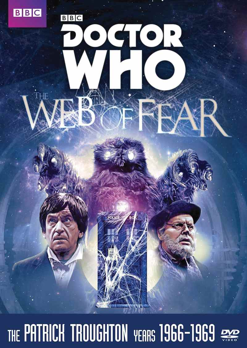 Doctor Who web cover