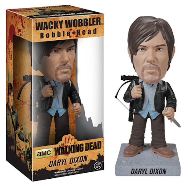 Walking Dead Bobble Head Daryl