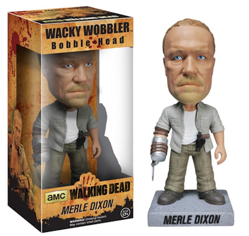 Walking Dead Bobble Head Merle