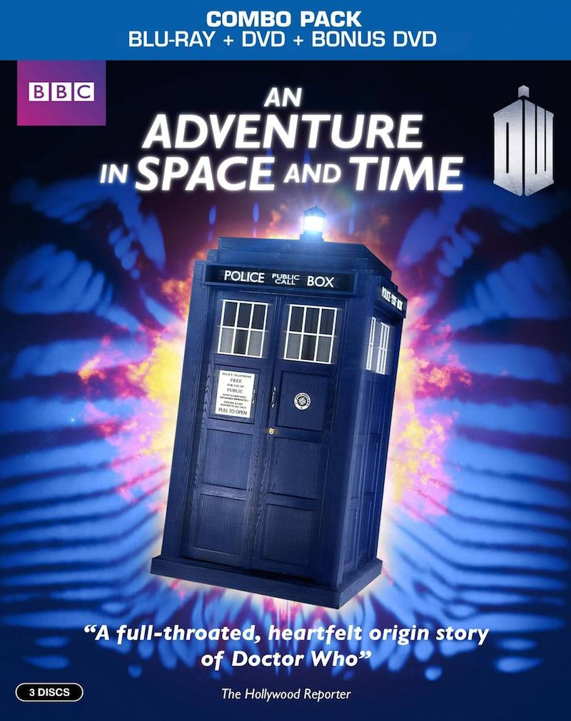 an adventure in time and space cover