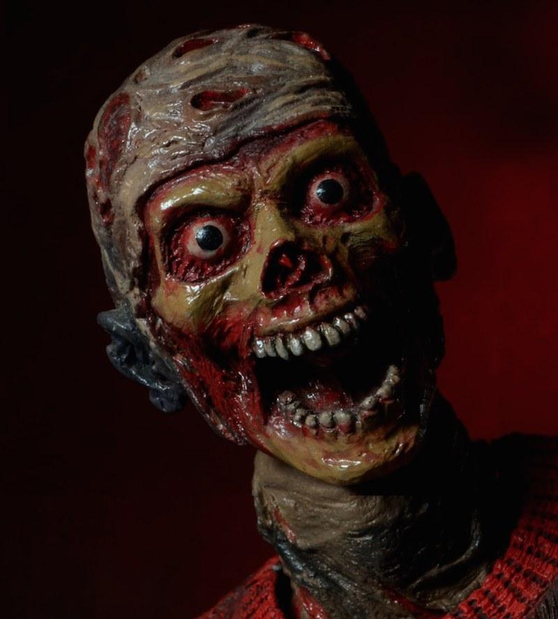 Nightmare On Elm Street Freedy Krueger faceless