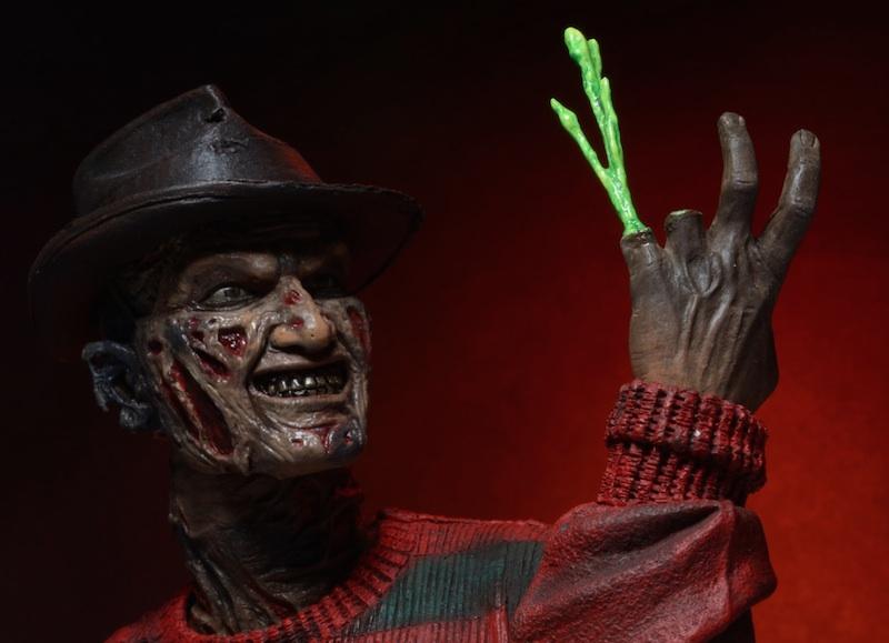 Nightmare On Elm Street Freedy Krueger finger cut