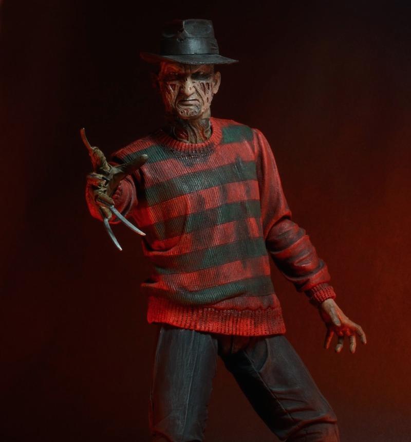 Nightmare On Elm Street Freedy Krueger with hat