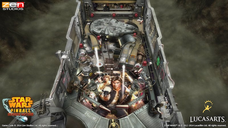 Star Wars Pinball Heroes Within 01
