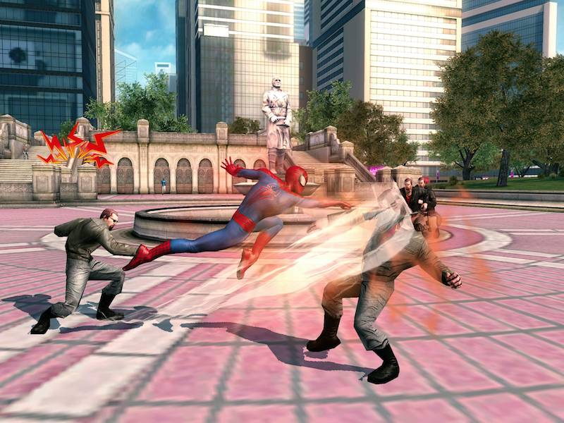 The Amazing SpiderMan 2 01