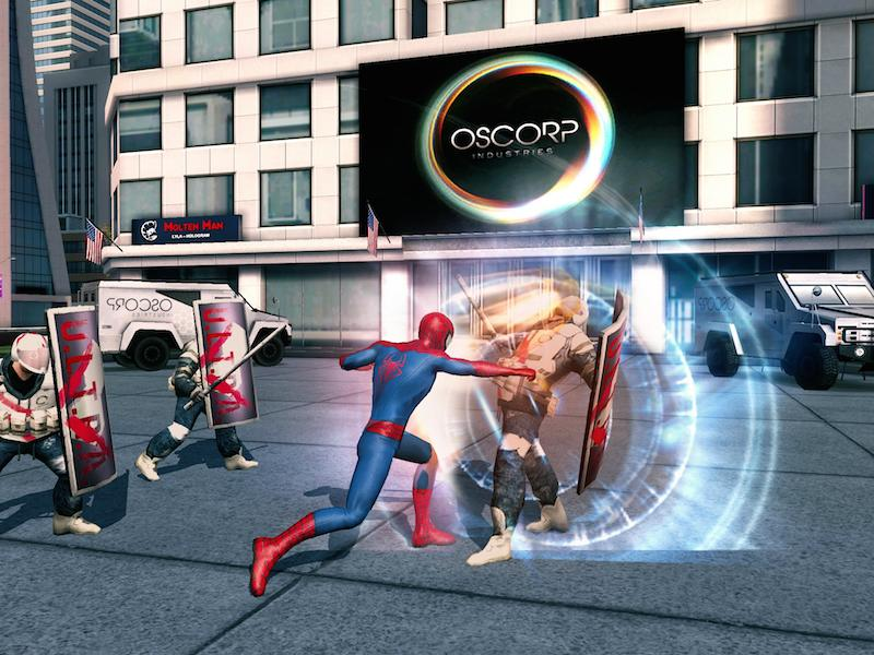 The Amazing SpiderMan 2 03