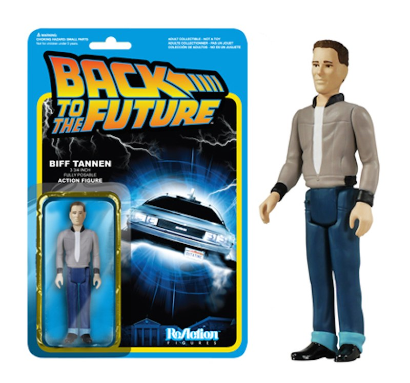 Back To The Future Biff