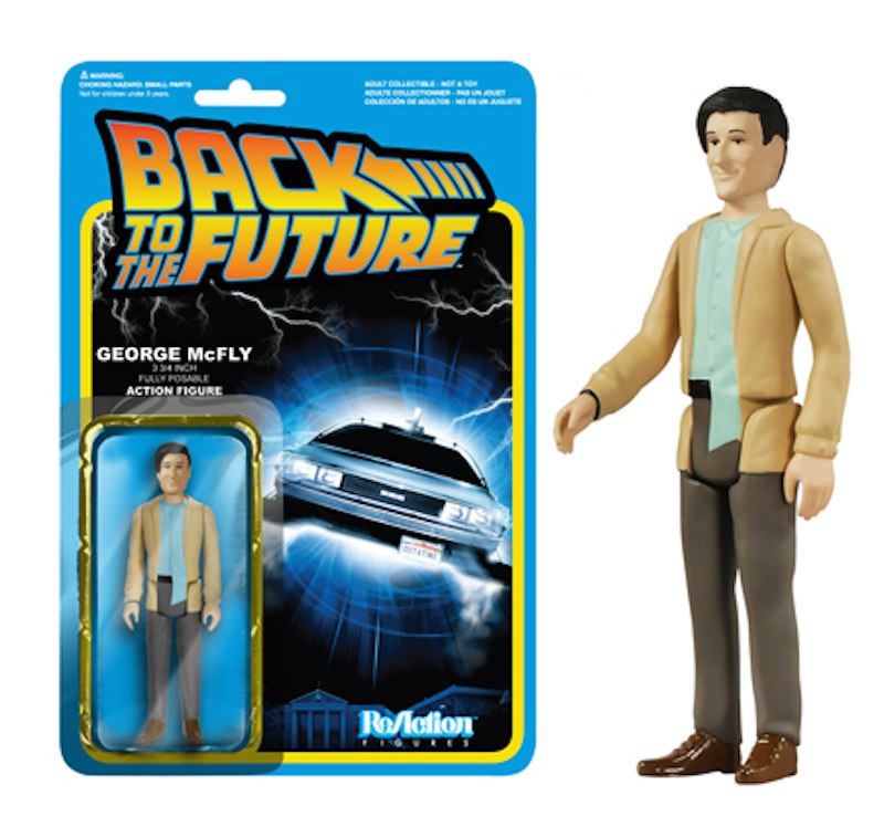 Back To The Future George McFly