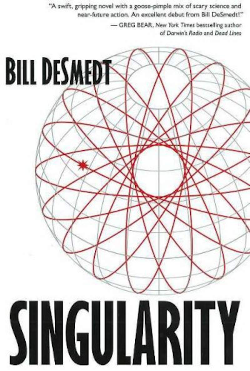 Bill DeSmedt Dualism Singularity cover