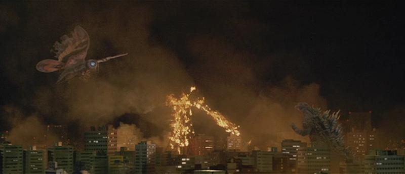 Godzilla Tokyo SOS 01