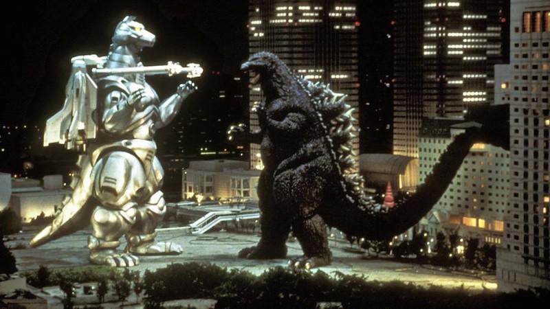 Godzilla Vs Mechagodzilla II 2
