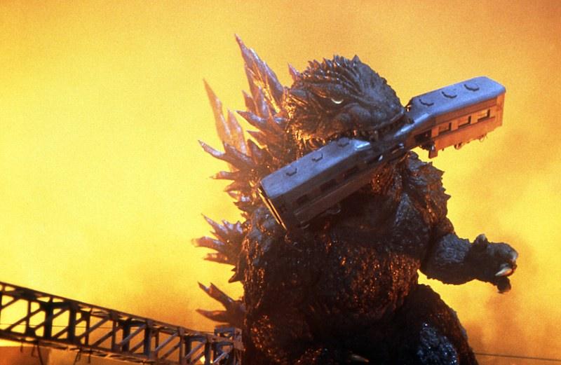 Godzilla Vs. Destroyah/Godzilla Vs. Megaguirus Blu-ray ...